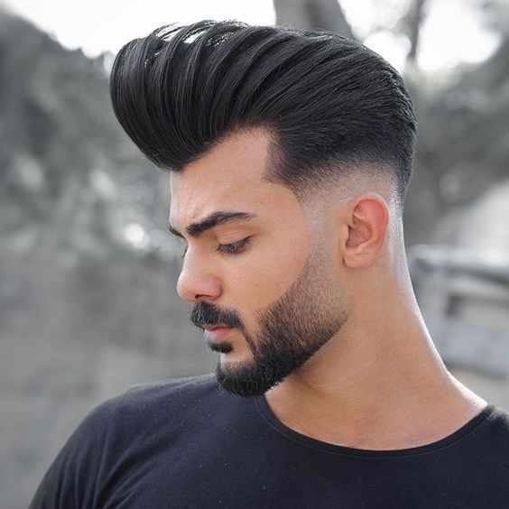 Pompadour Hairstyle 2020 In 2020 Mens Hairstyles Pompadour Mens Hairstyles Short Pompadour Hairstyle