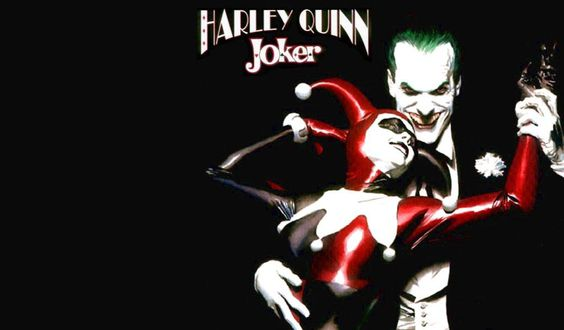 The Joker and Harley Quin