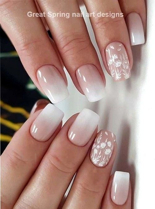Spring Nail Color Trends 2019 43 Www Gstfrontline Com Ombre