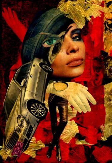 -Carmen Luna-  'Tesoros del collage'
