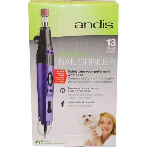 Pet Nail Clippers Amazon Com Andis Easyclip 2 Speed Nail