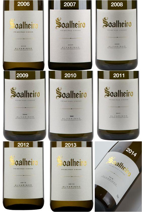 Soalheiro Primeiras Vinhas… puro prazer ao longo dos anos….  Soalheiro Primeiras Vinhas (First Vines)… pure pleasure all over the years…