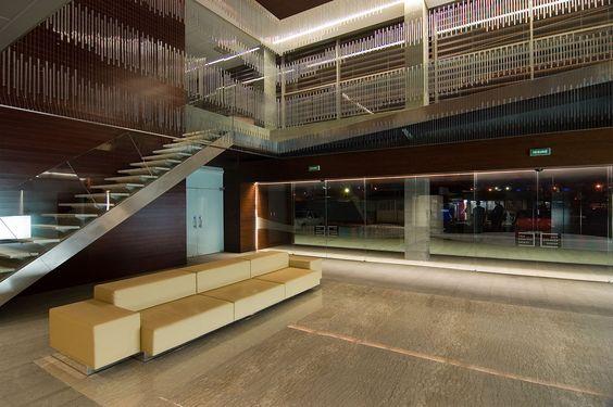 Galeria - Centro de Negócios da Cidade / Andreescu & Gaivoronschi - 11