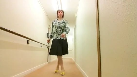"""My exceptionally comfortable, stylish & very swishy papaya skirt with musical accompaniment entitled """"Kingpin In A Skirt"""". My corresponding photo album can be viewed at; https://www.facebook.com/profile.php?id=758542601&sk=photos&collection_token=758542601%3A2305272732%3A69&set=a.10152960558452602.1073741843.758542601&type=1&pnref=story When I was very young & a shorts wearer, my Mother was also my Barber in the 1960`s. She would instruct me to sit on her stool in order to cut my hair. She…"""