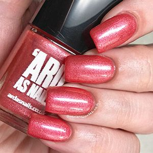 PRE-ORDER 'Ard As Nails- Summer Shimmers- Coral Reef