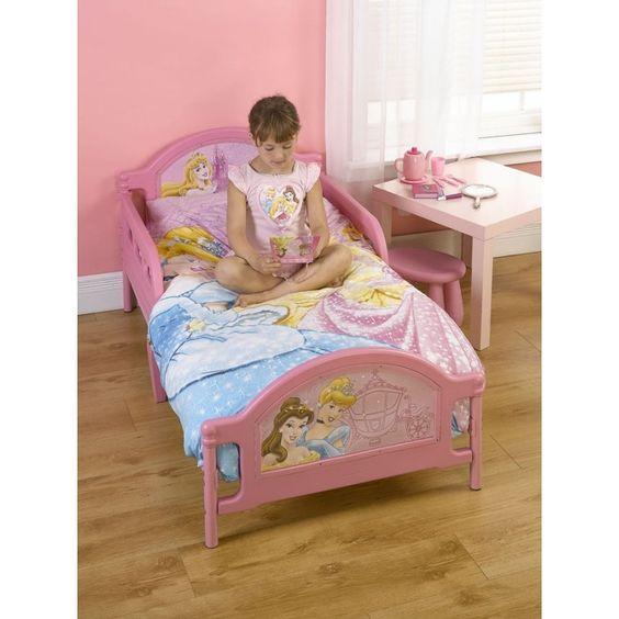 lit de princesse chambre enfant. Black Bedroom Furniture Sets. Home Design Ideas