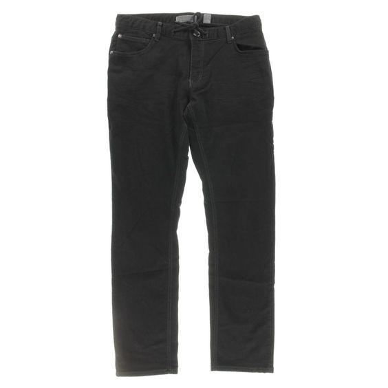 INC Mens Slim Fit Drawstring Straight Leg Jeans