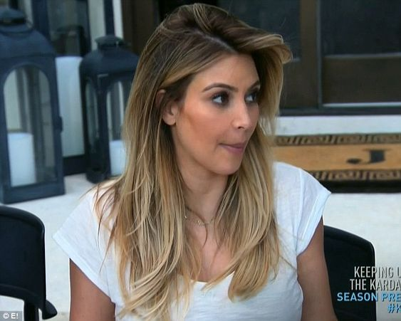 Kim rules the house? Kardashian called a family meeting to discuss Kris and Bruces future