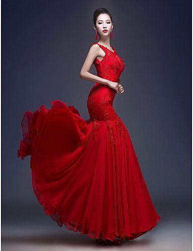 Vestido - Longo Sereia - U profundo – BRL R$ 256,47