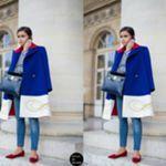 Sabrinas pontiagudas: As sabrinas são inimigas das mulheres baixinhas. Apesar do enorme conforto, este calçado não acrescenta qualquer altura. Por isso prefira as sabrinas pontiagudas que sempre ajudam a alongar a perna. Veja o exemplo da fashionista Miroslava Duma.