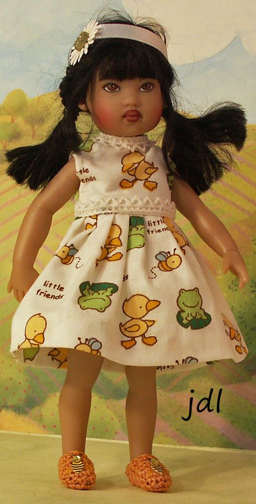 Pond Friends for Riley Kish by JDL Doll Clothes #KishCompany