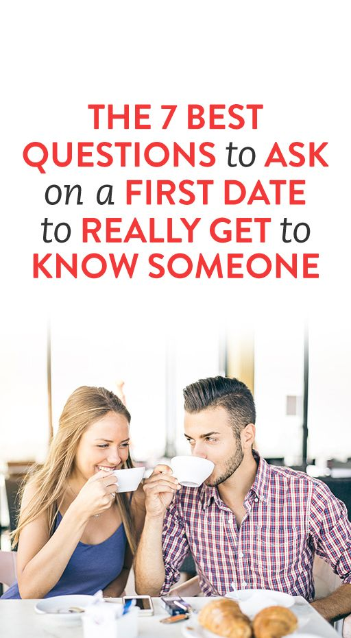 How to get to know a guy you dating