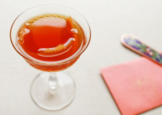Oh So Beautiful Paper: Friday Happy Hour: The Gemello Malvagio (The Evil Twin)