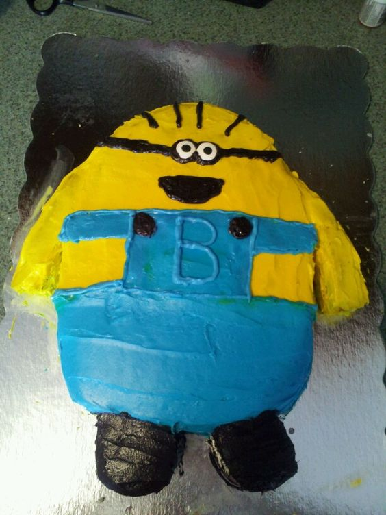 My sons cake i made him for his birthday!