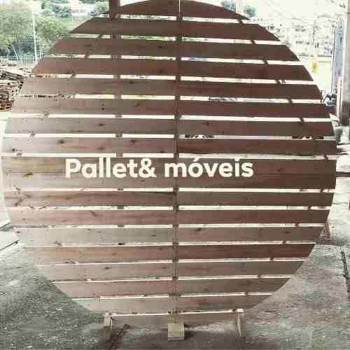 Painel Redondo Desmontavel 2x2 R 259 00 Ideias Para Decoracao