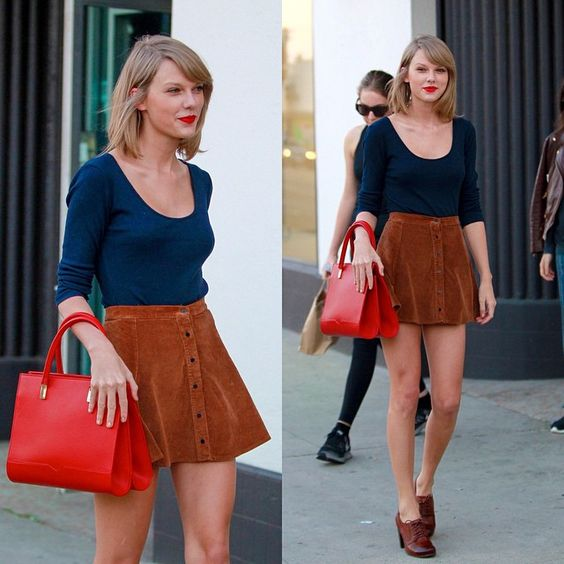 Lovely day for a stroll in the city of angels ❤️ #taylorswift #taylor #swift #ootd #fashion #vintage #hipster #style #newyork #cat #1989 #la