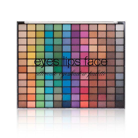 Elf's Studio 114-Piece Ultimate Eye Shadow Palette ($16) @e.l.f. Cosmetics