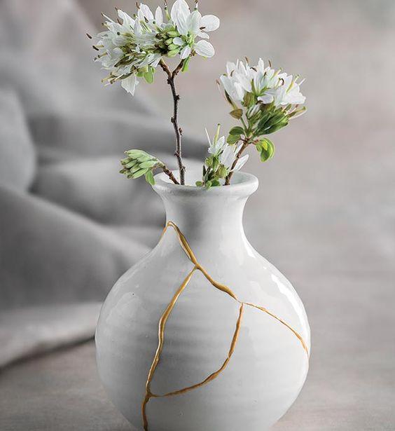 Mend Your Prized Porcelain with Kintsugi - Phoenix Home & Garden