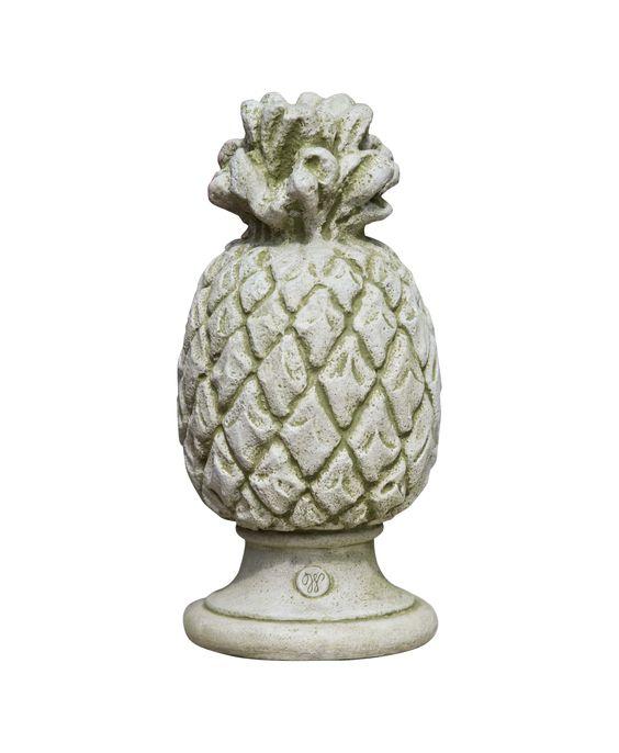 Campania International, Inc Williamsburg Pineapple Finial & Reviews | Wayfair