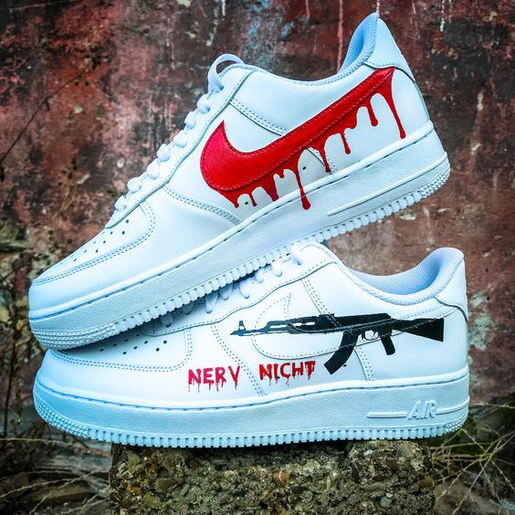 air force 1 customizzate uomo
