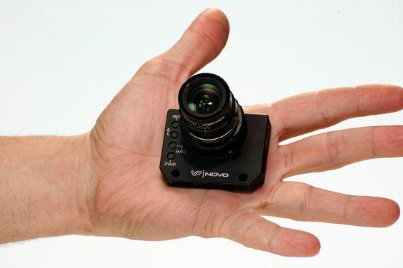 2,7K/25fpsの動画撮影が可能な小型シネマカメラ「NOVO」[動画/カメラ] - iPod LOVE