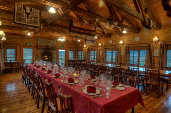 Main Lodge at the Home Ranch - Home Ranch