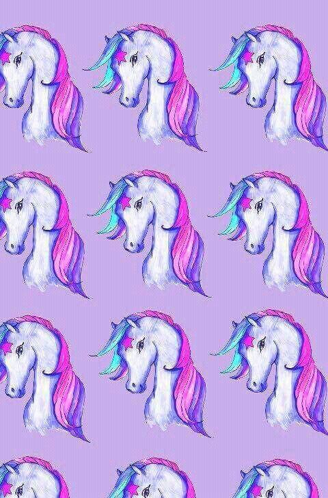 Imagen de wallpaper, unicorn, and lockscreen