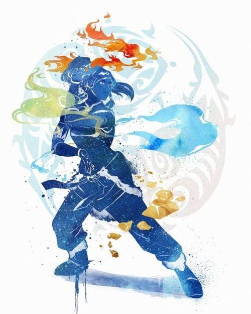 Avatar Korra Family Tree : avatar, korra, family, Avatar, Legend, Korra