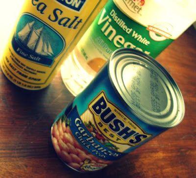 Inspired By Felicity Blog: { Food Friday } Salt & Vinegar Roasted Chick Peas