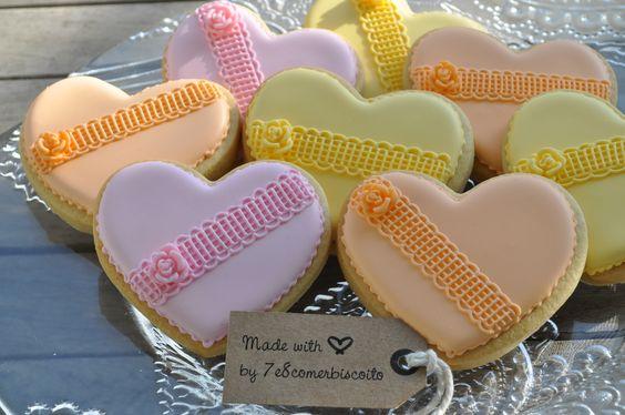 Biscoitos decorados /Cookies by 7e8comerbiscoito