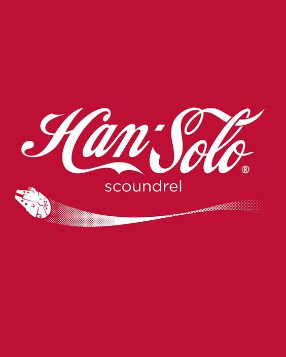 Han Cola ... Coca Solo .... ?!