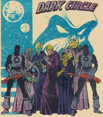 legion dark circle - Google Search