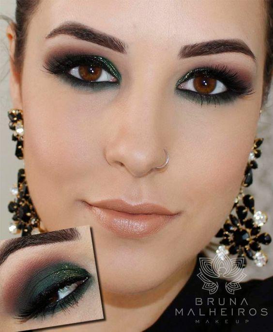 Bruna Malheiros Makeup: Makeups
