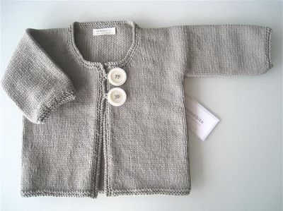 wool 2-button sweater