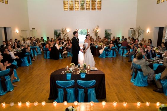 Image result for ceremony and reception in same room