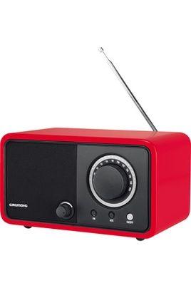 Radio Grundig TR 1200 Rouge (3741176)