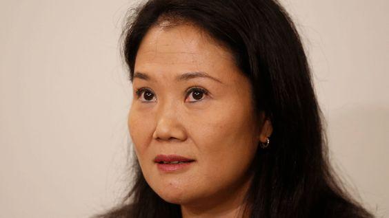 TC evaluará este 25 de setiembre hábeas corpus a favor de Keiko Fujimori