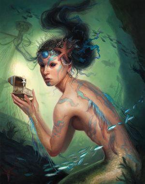 Sirena by ~LMessecar on deviantART