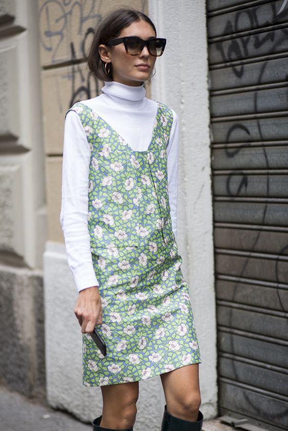 #SS16 #MFW Street Style - More on The Hub: