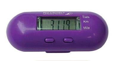 1. Maximum steps: 99999 steps   2. Maximum distance: 999.99 (km/miles)