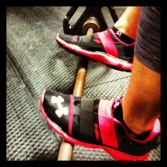 Best ALL Around Working Out & Running In Shoe! Ran, Lifted & Plyo'd in these tonight.