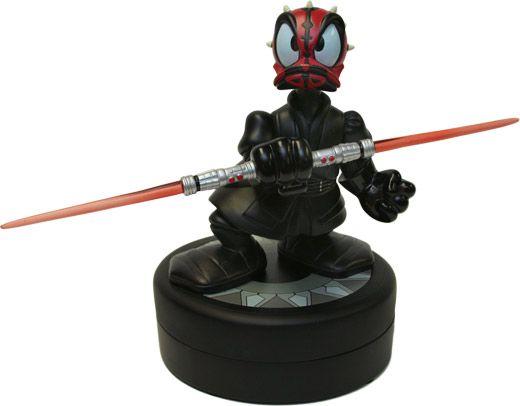 figurine donald star wars