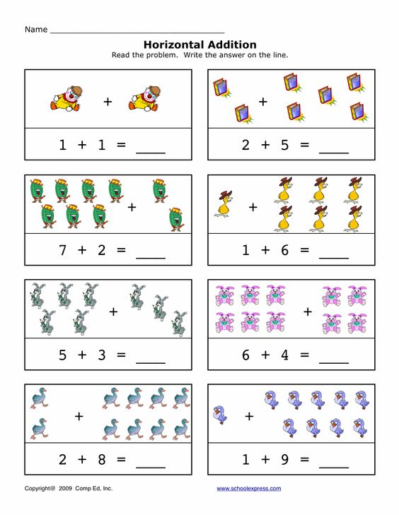 {SchoolExpress 17000 FREE worksheets – Schoolexpress Math Worksheets