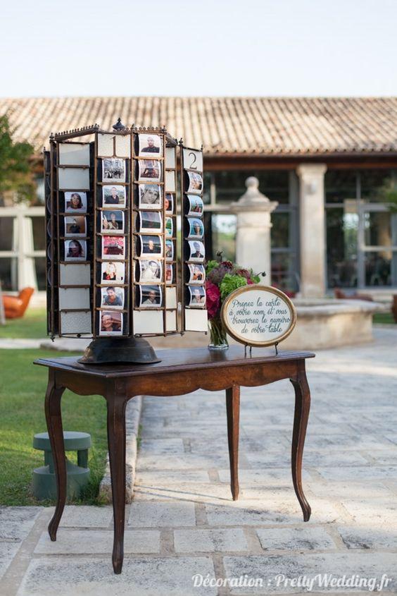 decoration de mariage style industriel et vintage domaine de verchant l pretty wedding l la fiancee - Domaine De Verchant Mariage