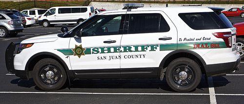 28 Sheriff S Car San Juan County San Juan County Ford Police