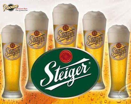 Ly Bia Steiger Pha Lê Chính Hãng Cao Cấp - Bộ 6 Ly