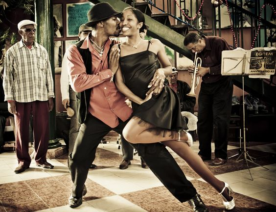 Cuba is all about the Salsa so why not take the opportunity to take a lesson while you're there and join in with the locals.: