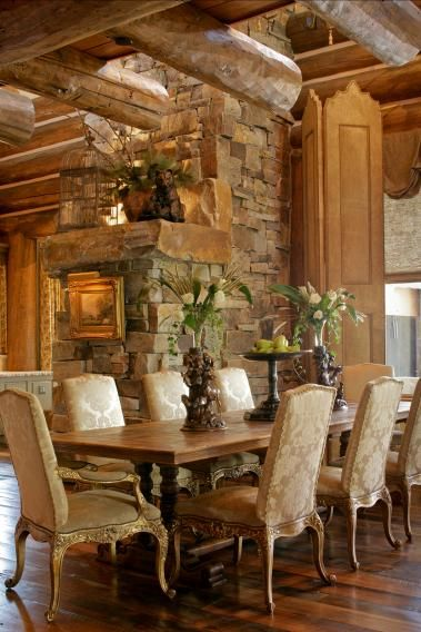Pinterest the world s catalog of ideas for Rustic elegance interior design