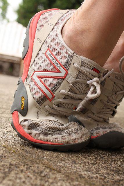 Sooooooo flexible, running shoes that make me feel like dancing :)
