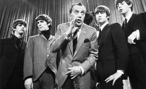 """Hace 50 años, Beatles iniciaba la """"Invasión británica"""" - Cachicha.com"""